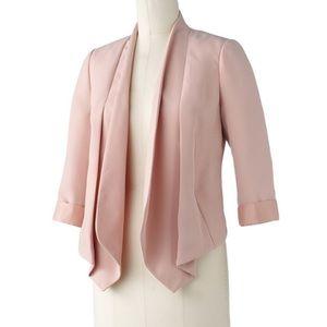 LC pink blazer - size 12